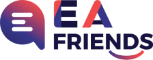 Logo EA Friends