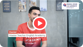 Foto Master Teacher English Academy Daniel